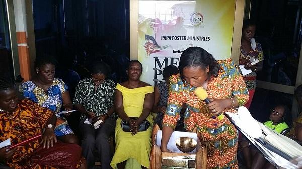 Rev agnes ministering